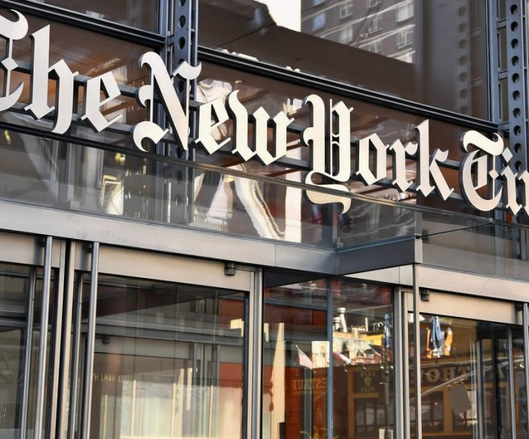 New York Times Offers First-Party Data Powered Audiences